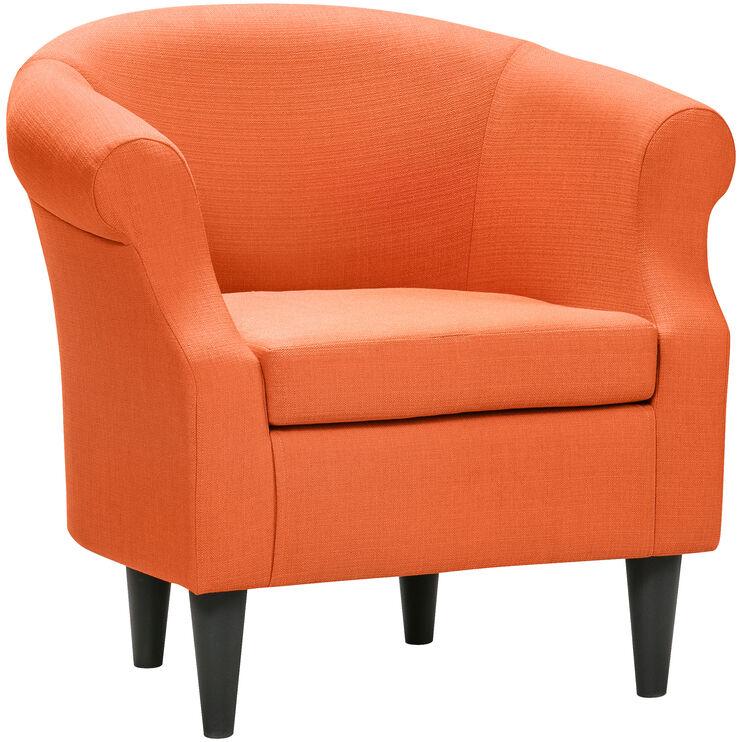 Nikole Saffron Accent Chair