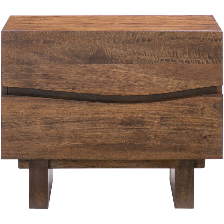 Ocean Natural Nightstand