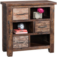 Painted Canyon 3 Drawer Cabinet