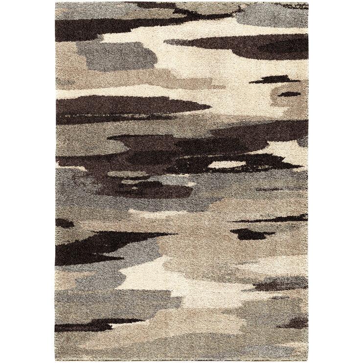 Wild Weave Cumulus Gray Multi 8 x 11 Rug