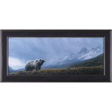 Stormwatch Grizzly Wall Art