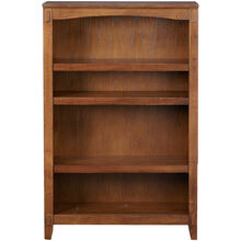 Cross Island Brown Medium Bookcase