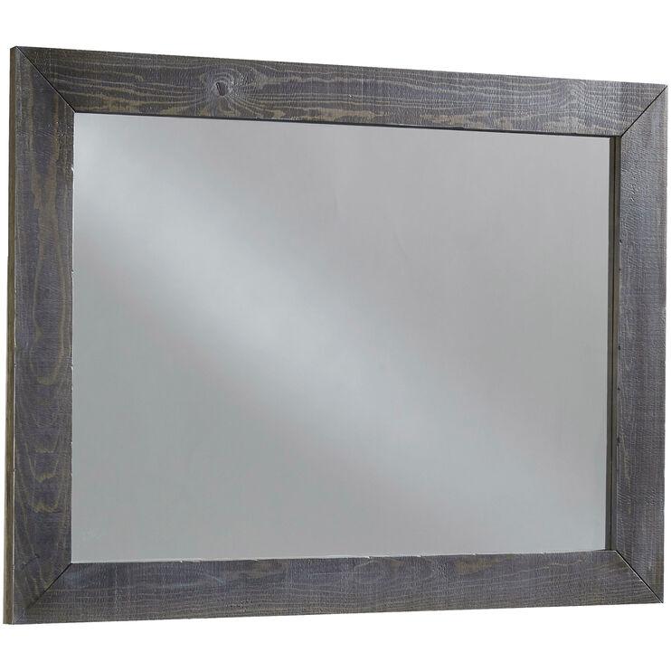 Wheaton Charcoal Mirror