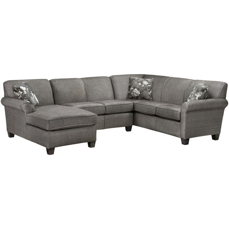 York Granite 3 Piece Sectional