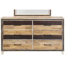 Boone Brown Dresser