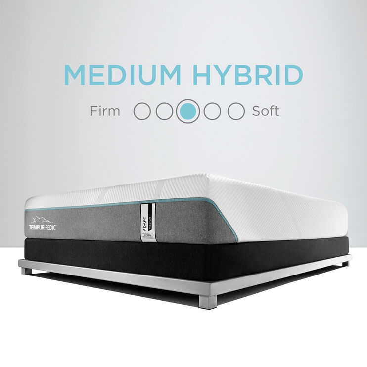 Tempur-Pedic TEMPUR-Adapt Medium Hybrid King Mattress