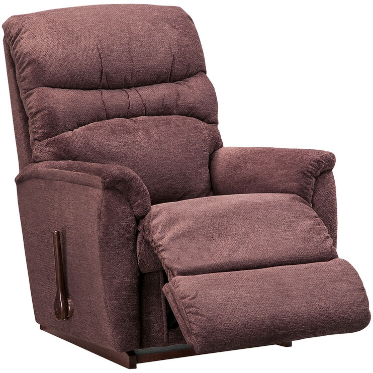 Coleman Chocolate Rocker Recliner