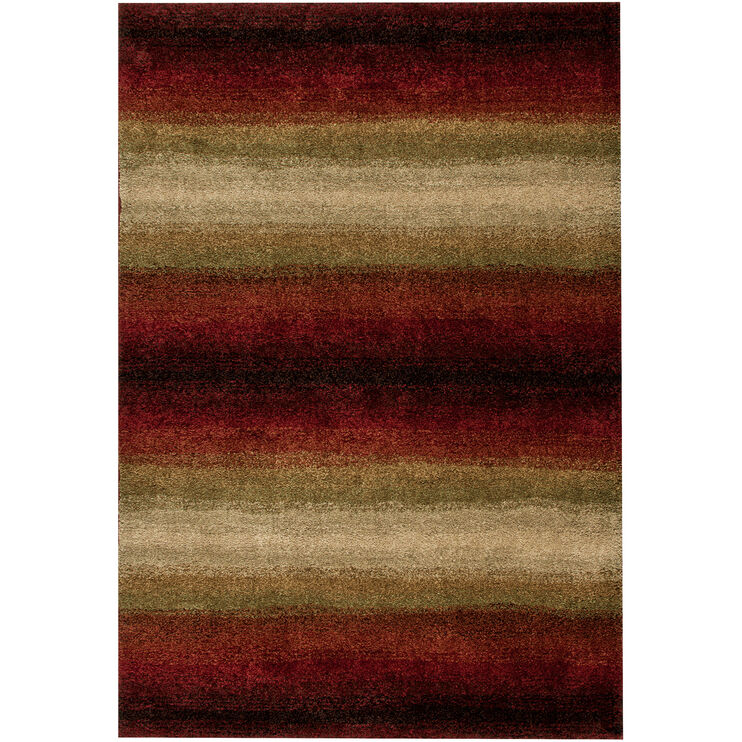 Wild Weave Skyline Lava 7 x 10 Sectional Rug
