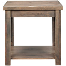 Joshua Creek Barnwood End Table
