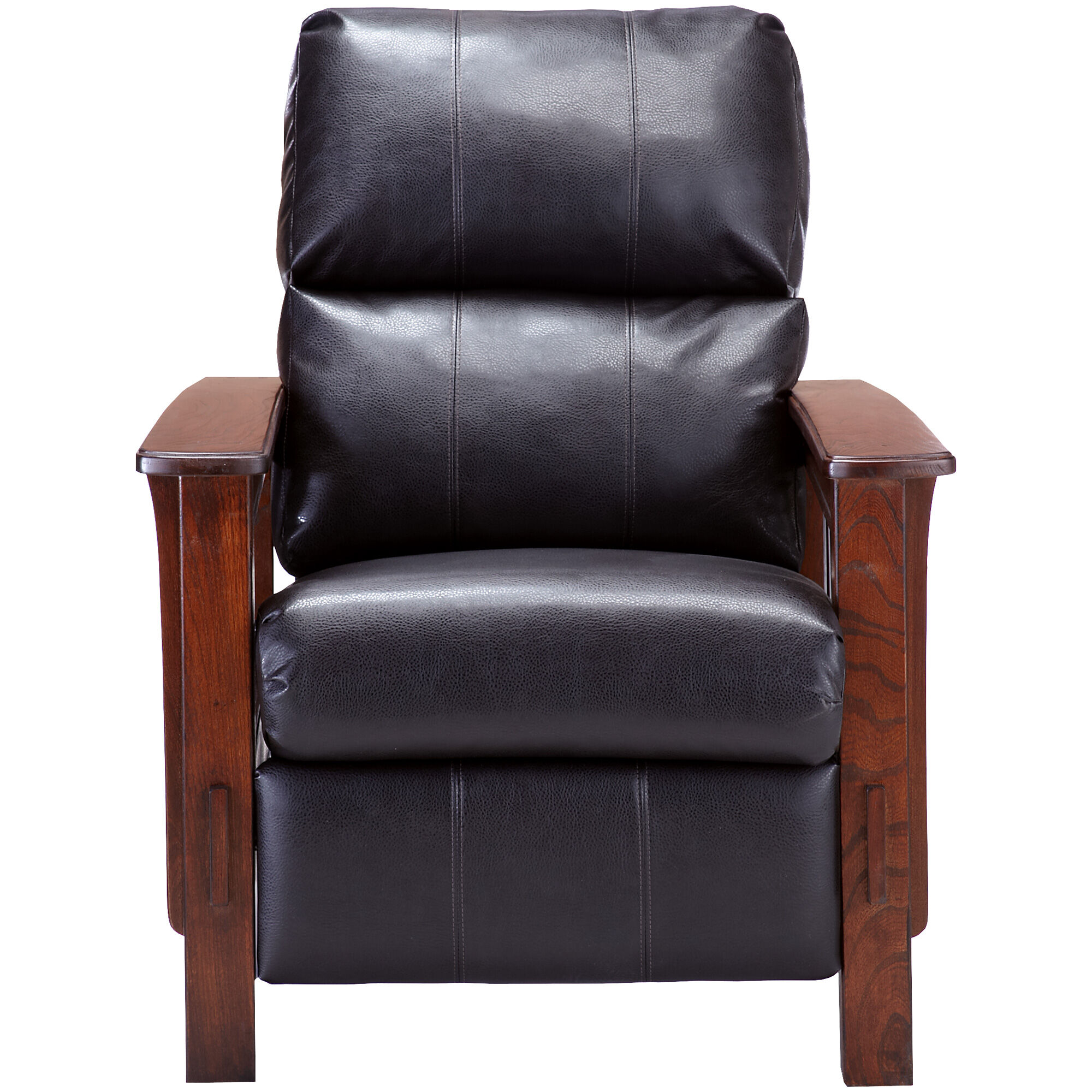 ... Wright Chocolate Recliner ...