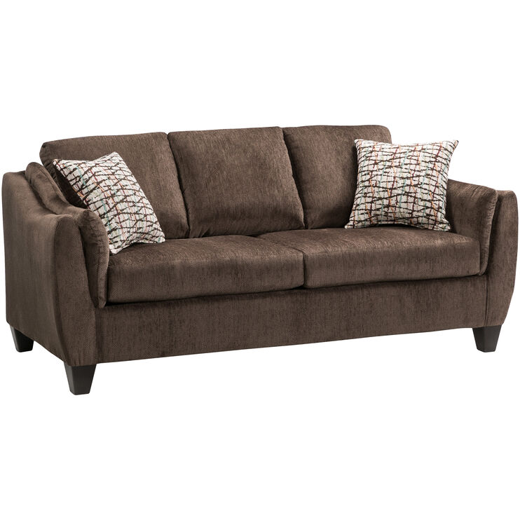 Andorra Chocolate Sofa