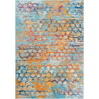Rothport Turquoise 5x8 Rug