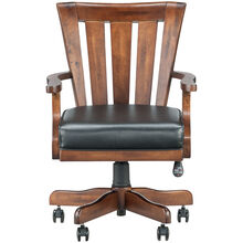 Sedona Rustic Oak Castered Chair