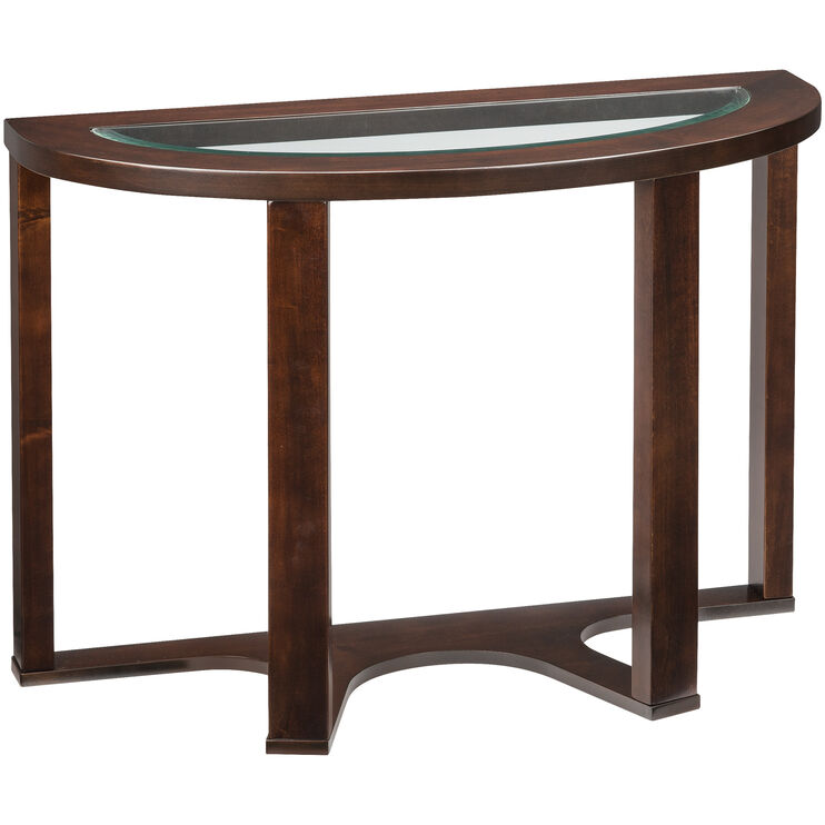 Marion Brown Console Table