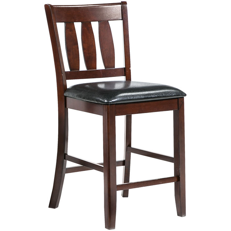 Marabela Medium Cherry Counter Chair