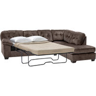 Bellows Right Chaise Sleeper