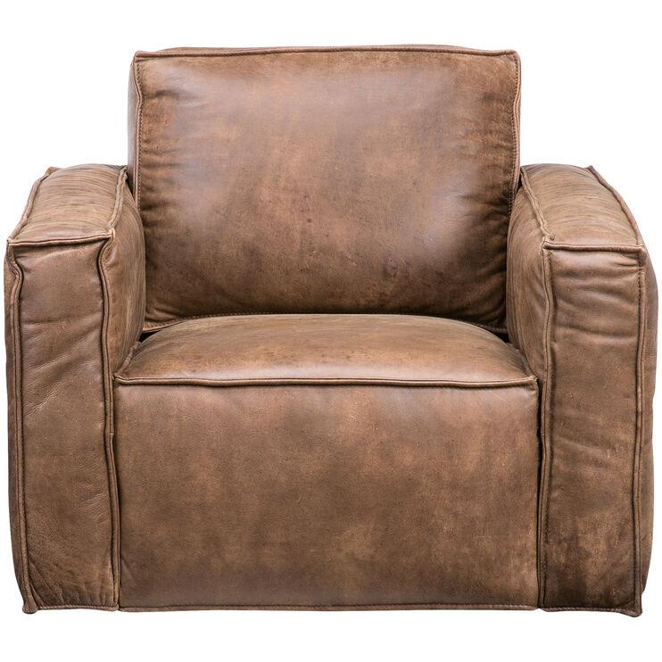Sullivan Saddle Swivel Chair