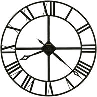 Lacy II Round Wall Clock
