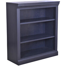 Classic 36 Inch Charcoal Bookcase