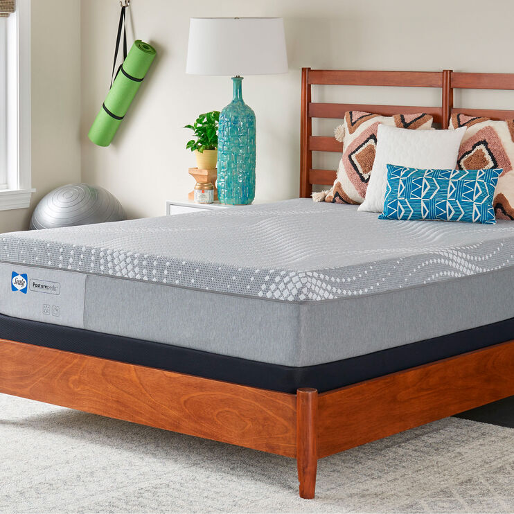 Paterson Medium Hybrid King Mattress