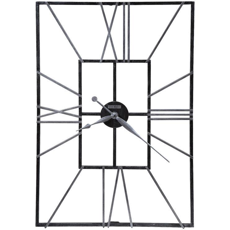 Park Slope Rectangular Wall Clock