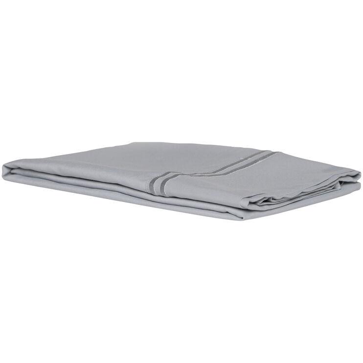 Queen Gray CoolTech Pillowcase