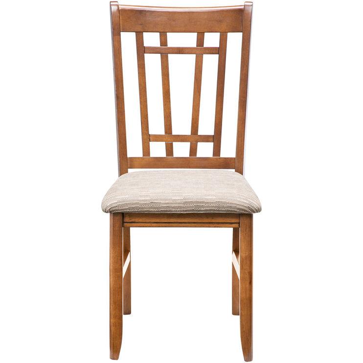 Santa Rosa Oak Side Chair