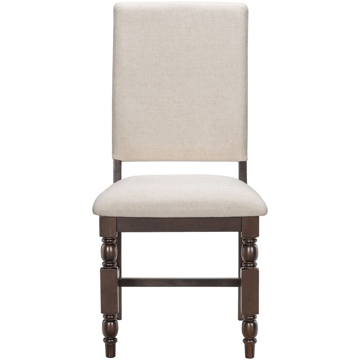 Sanctuary Set of 2 Dining Chairs