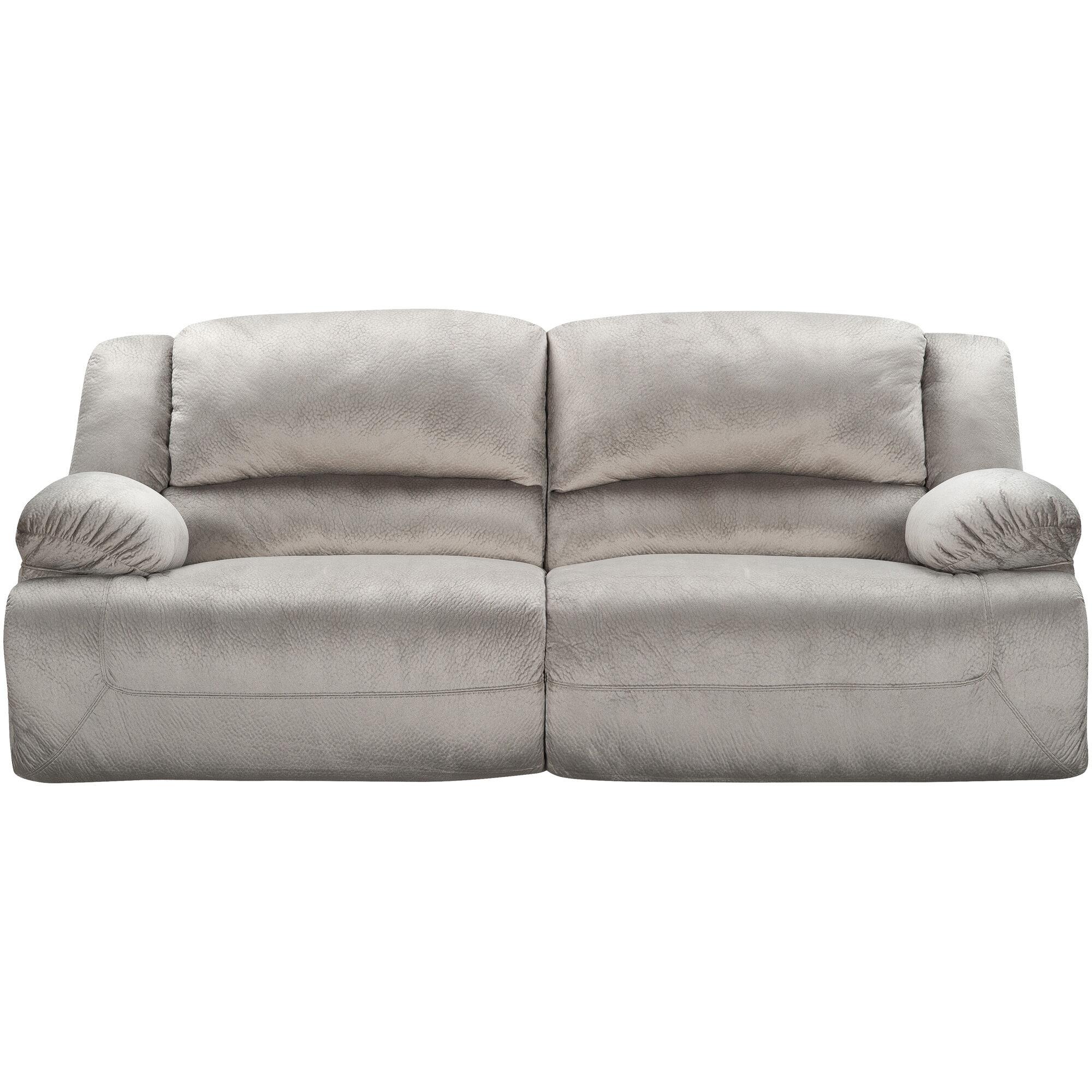 Winston Granite Reclining Sofa; Winston Granite Reclining Sofa ...