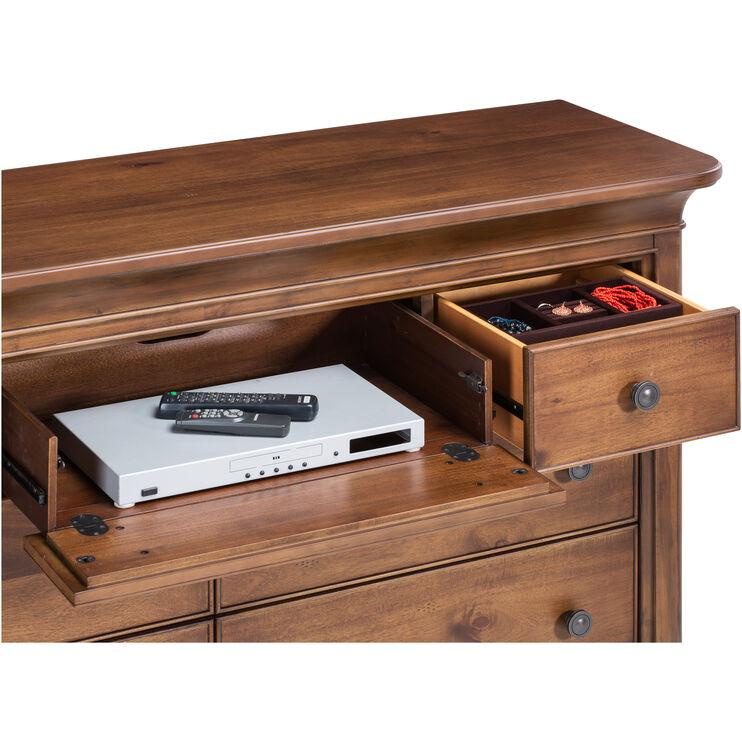 Broyhill Cascade Brown Dresser