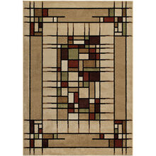 Four Seasons Eldridge Beige 8 x 11 Rug