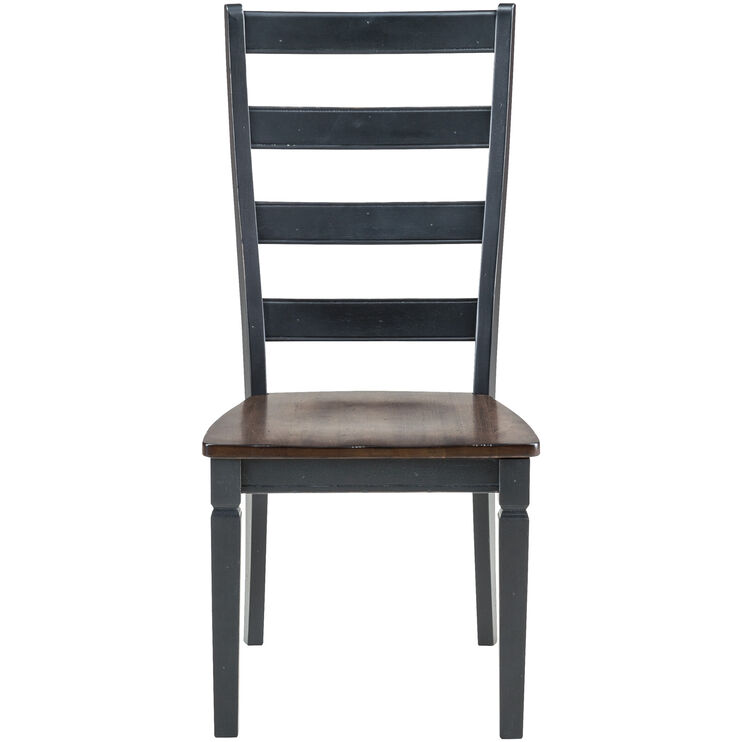 Glennwood Black Chair