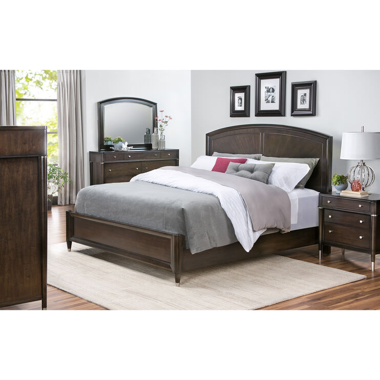 Broyhill Vibe Cherry Queen Bed
