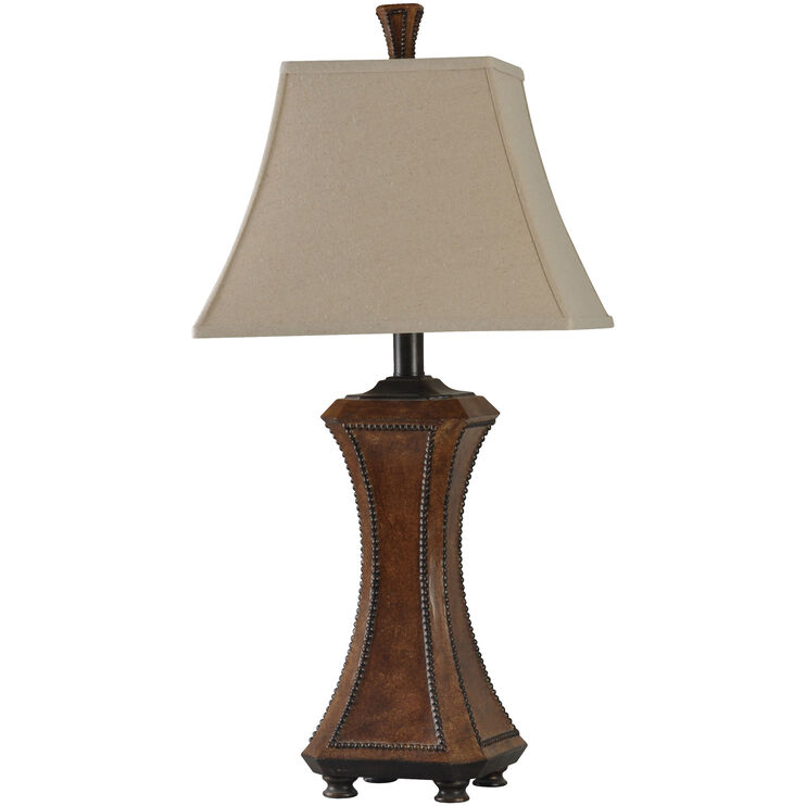Cyrus Bronze Table Lamp
