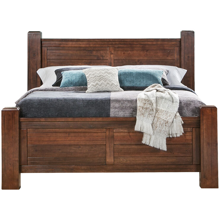 Trestlewood Pine Queen Bed