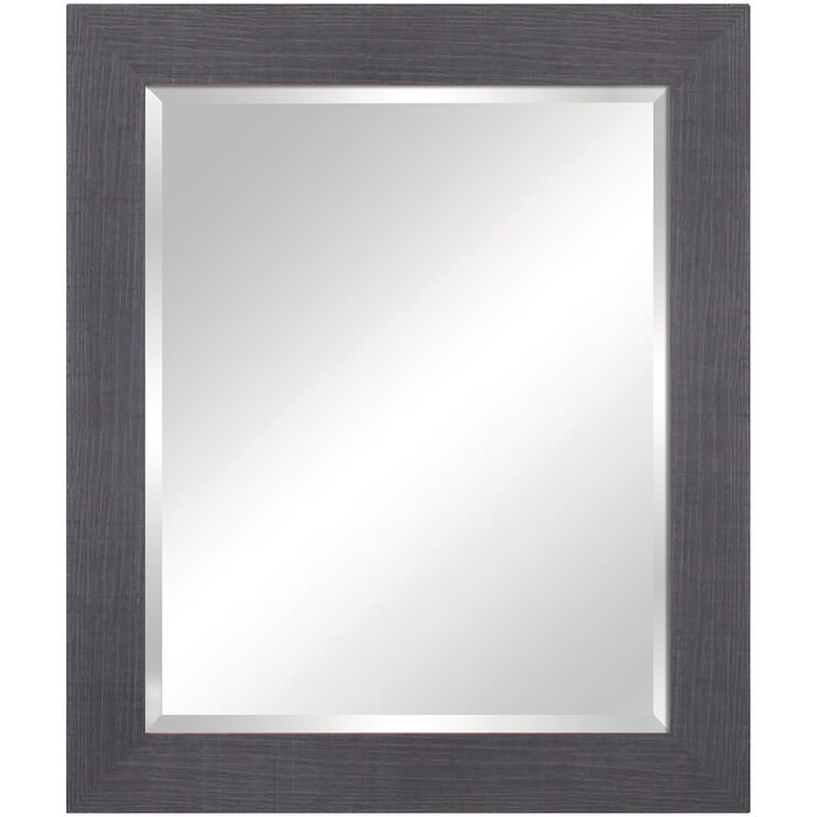 Mirror Rustic Grey Vanity