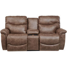 James Silt Console Loveseat