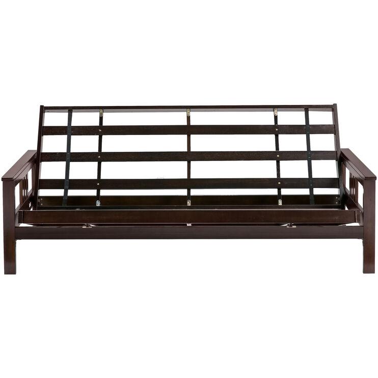 Slumberland Furniture | Colfax Espresso Futon Frame