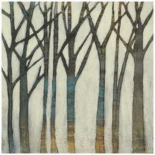Birch Line I Wall Art