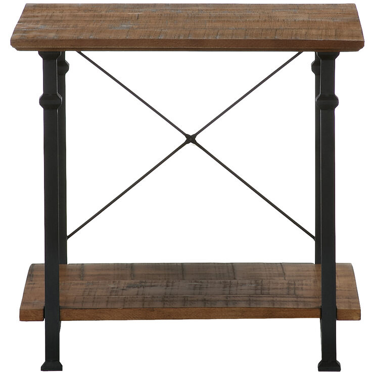 Ames Poplar End Table