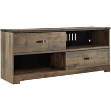 Trinell Brown TV Console