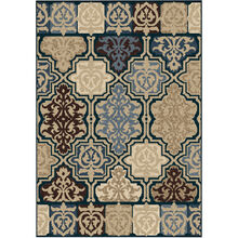Four Seasons Yandell Multi 5 x 8 Rug