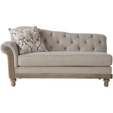 Farlow Oyster Chaise