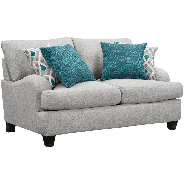 Ogden Quartz Loveseat