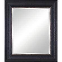 Black Vanity Mirror