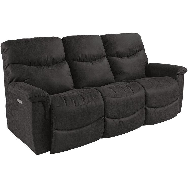 James Sable Power Sofa