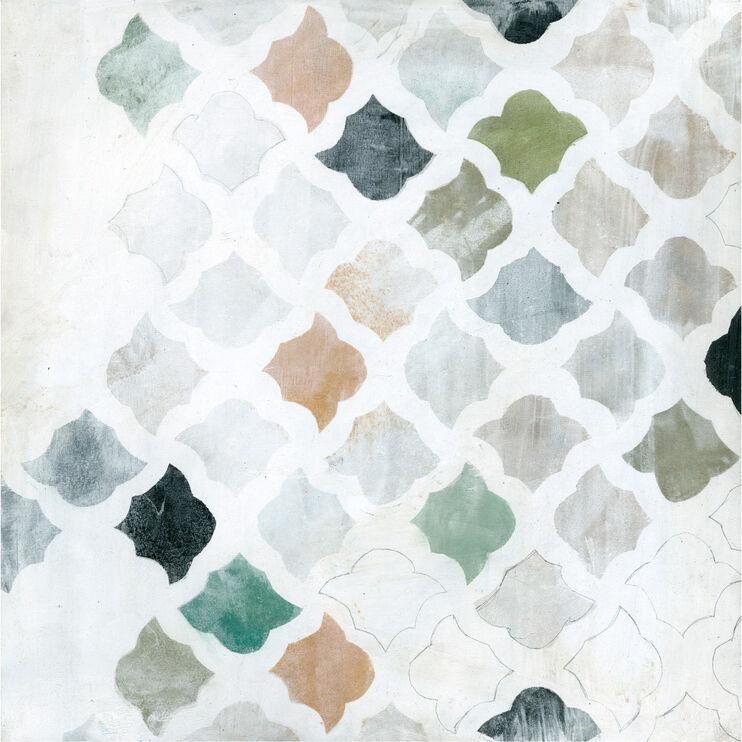 Turkish Tile I Framed Art