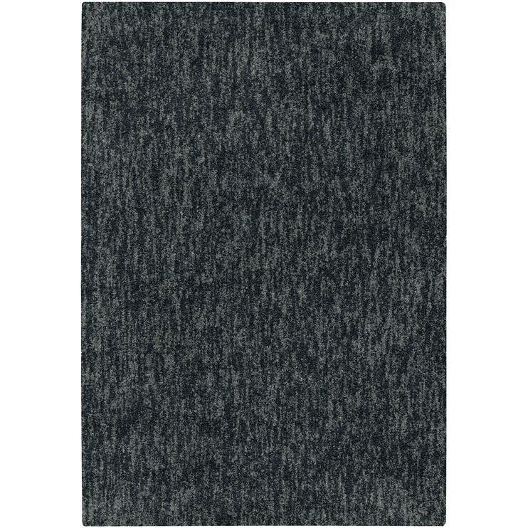 Millenium Solid 5 x 8 Indigo Rug