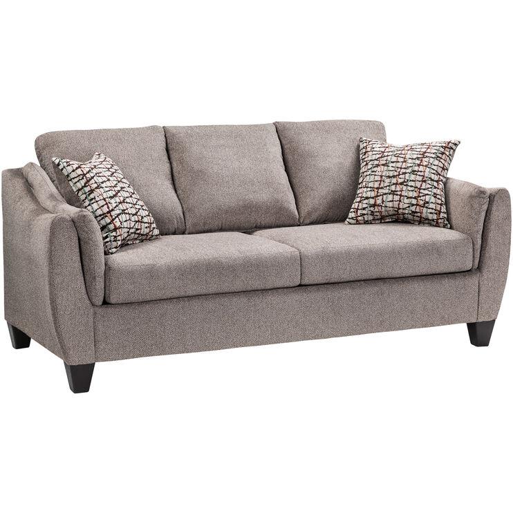 Andorra Pewter Sofa