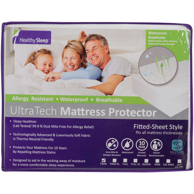 UltraTech Twin Mattress Protector